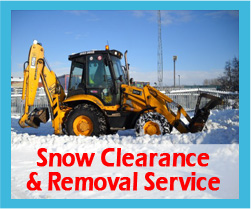 snow clearance and removal salford manchester
